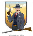 Stock-vector-old-west-sheriff-vector-73017010
