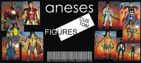 ANESES CUSTOM FIGURES