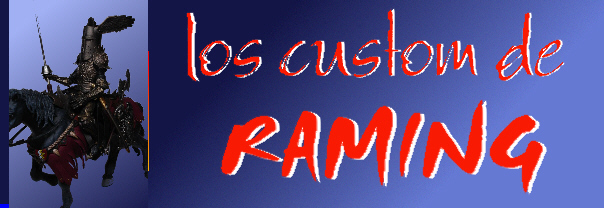 LOS CUSTOMS DE RAMING